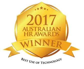 ISS 2017 Australian HR Award Winner - Best Use of Technology