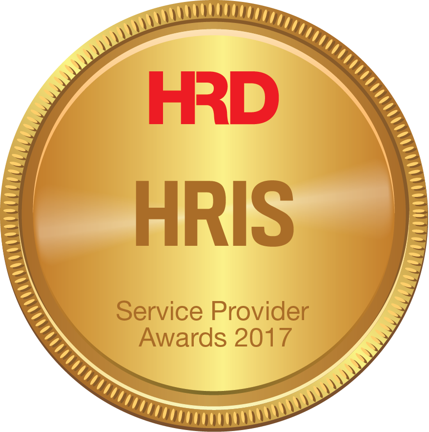 Mumba Wins Gold in HR Service Provider Awards 2017